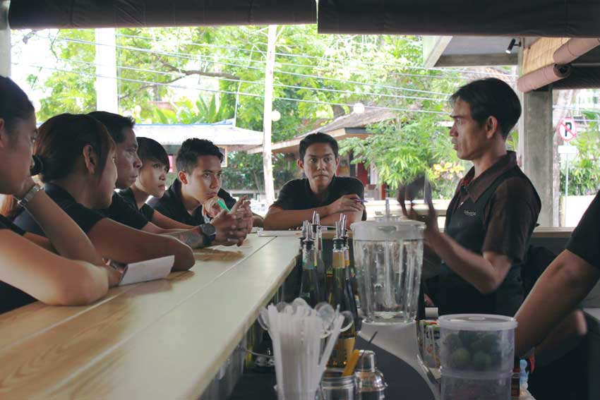 Staff Training at Ayucious